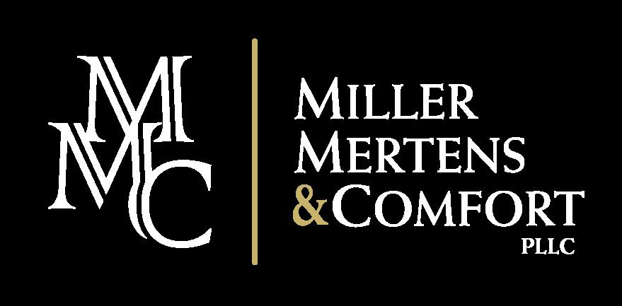 Practice Areas of Expertise - Miller, Mertens & Comfort